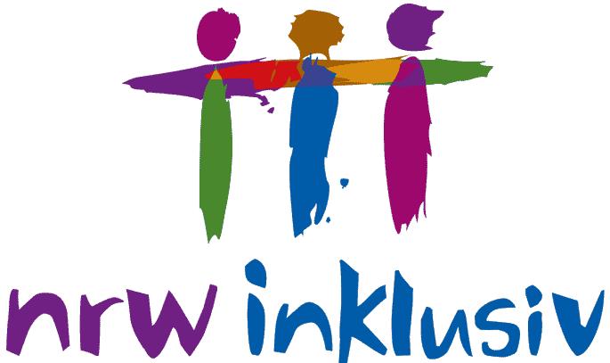 NRW Inklusion Logo